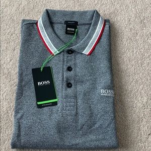Hugo Boss Men's British Open Golf Shirt 2019 NWT L